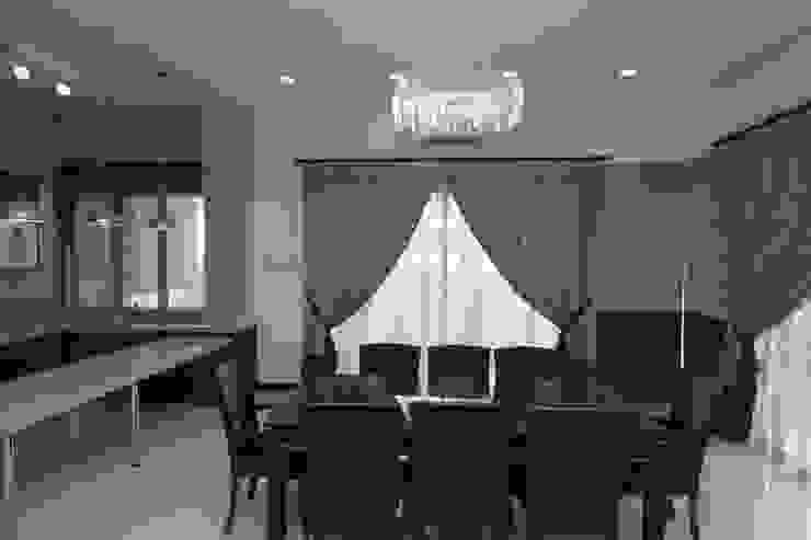 INTERIOR DESIGN FIT-OUT WORKS AT SETIA ECO PARK, SETIA ALAM, SELANGOR eL precio Asian style dining room