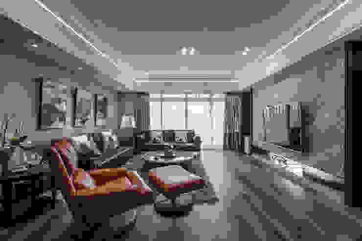 你你空間設計 Livings de estilo moderno