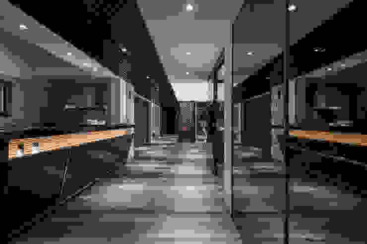 你你空間設計 Cocinas de estilo moderno