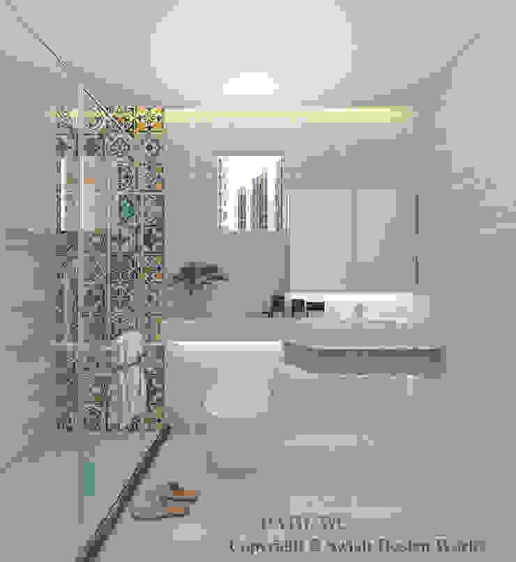 Bathroom Modern bathroom by Swish Design Works Modern