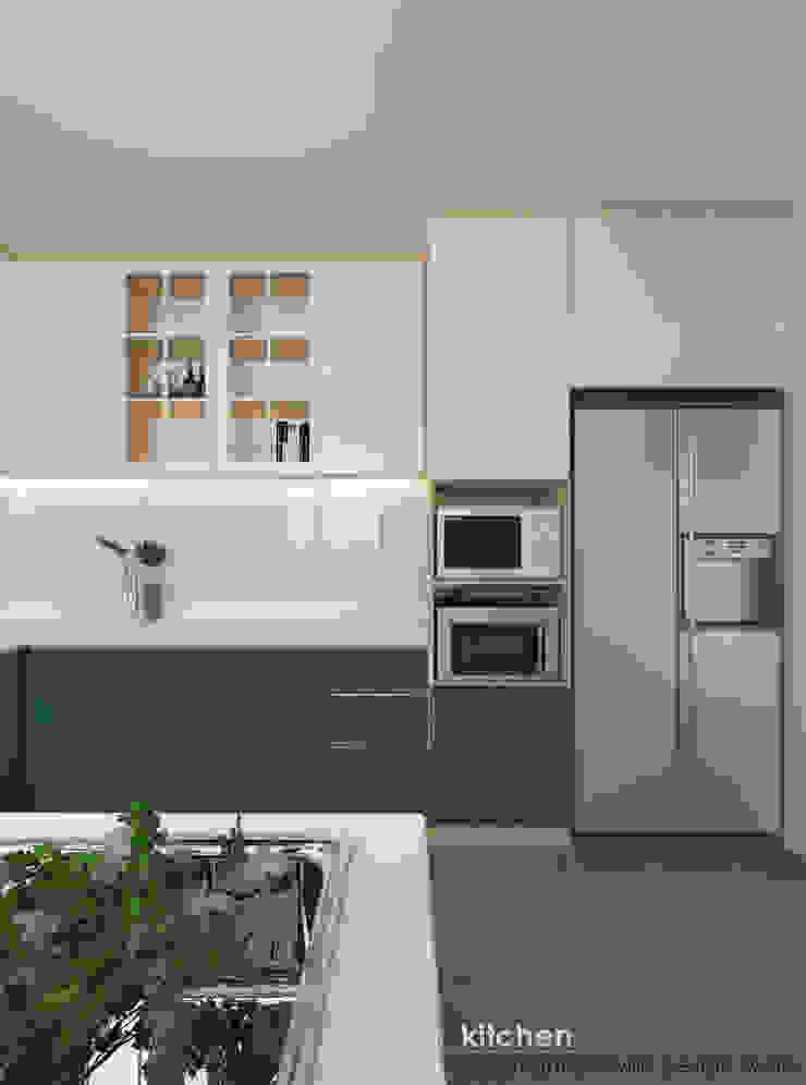 Kitchen by Swish Design Works Modern Plywood