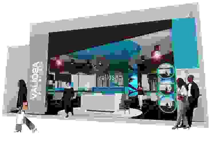 PROPOSED INTERIOR DESIGN FOR VALIOSA SALOON AT QUILL CITY MALL, KUALA LUMPUR by eL precio Modern