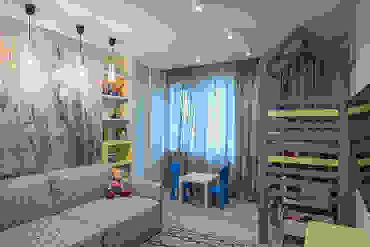 YOUR PROJECT Teen bedroom Grey