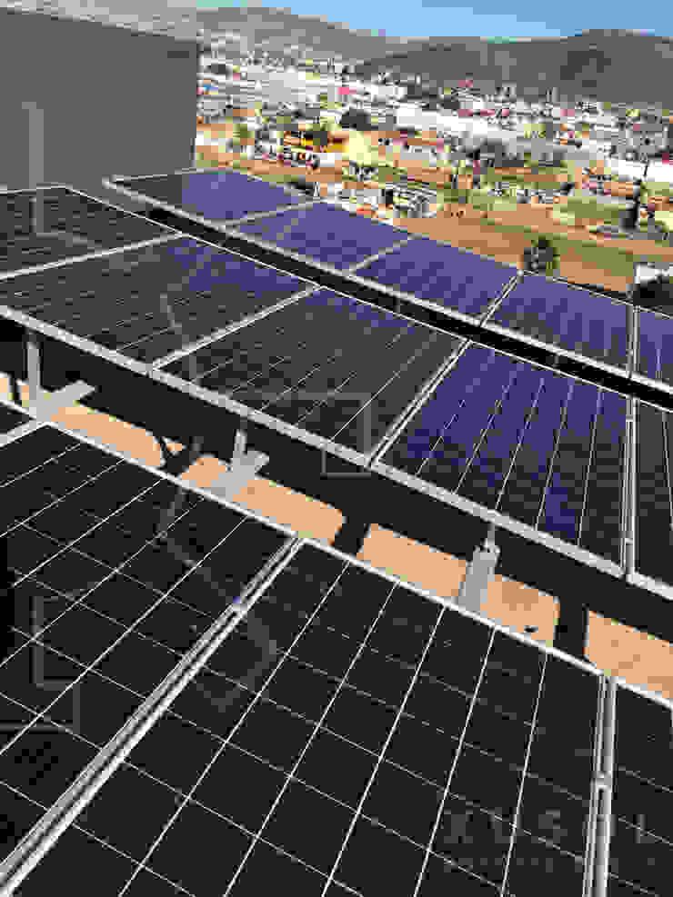 XUSOL Energía Solar Roof