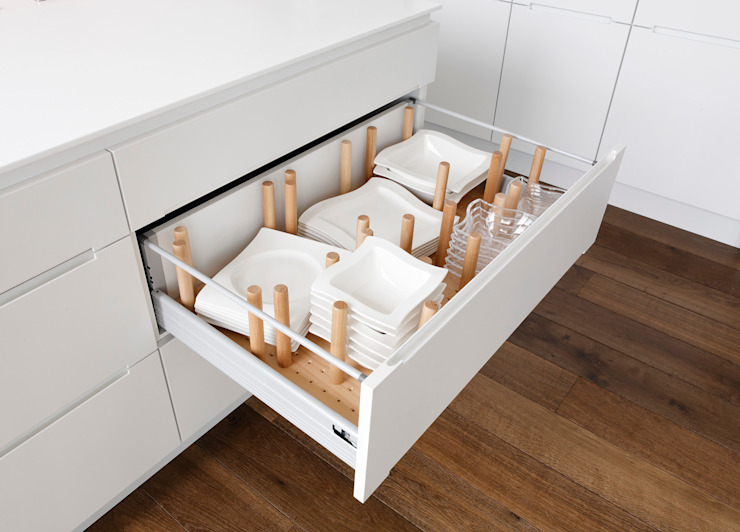 Weinkath GmbH KitchenCutlery, crockery & glassware Wood White