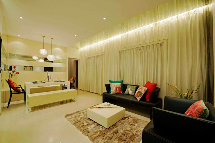 Interior Designers Pune India Olive Interiors HouseholdLarge appliances Glass Multicolored
