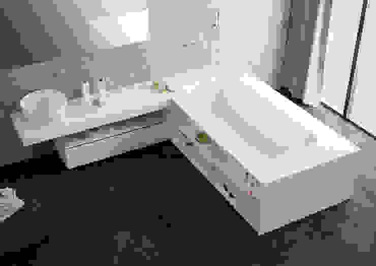 Vasca su Misura Aquaforte Technological Surface BagnoVasche & Docce Bianco