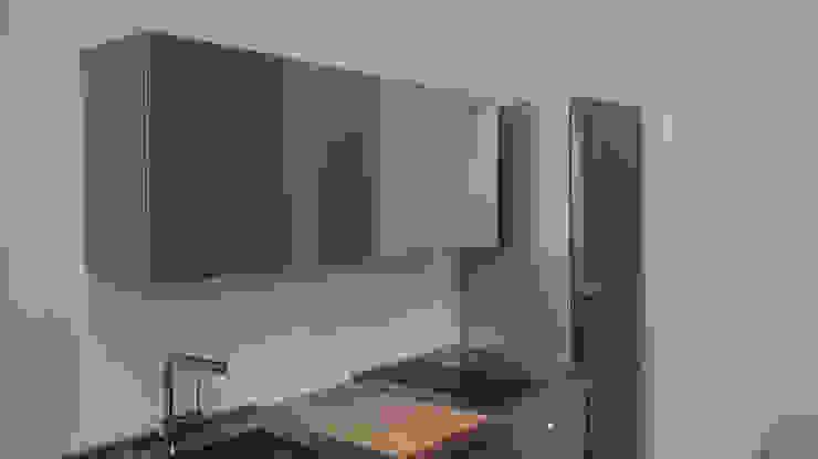 SteellArt 現代廚房設計點子、靈感&圖片