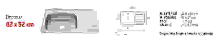 Adriana Hernández Fernández KitchenKitchen utensils Iron/Steel Metallic/Silver