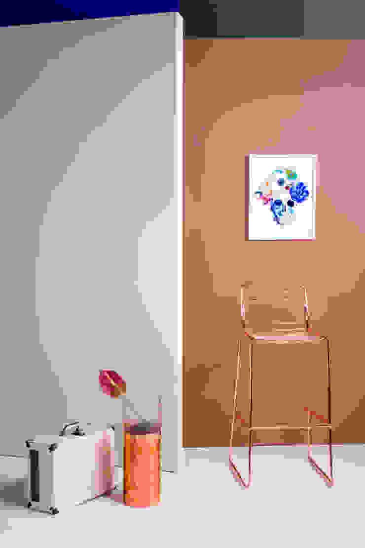 ¿Cómo decorar espacios pequeños? de moblum Moderno