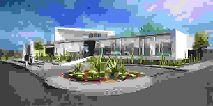 by Boutique de Arquitectura ¨Querétaro [Sonotectura+Refaccionaria] Modern Granite
