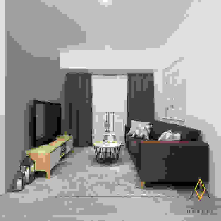 Living Room Oleh The Ground Market