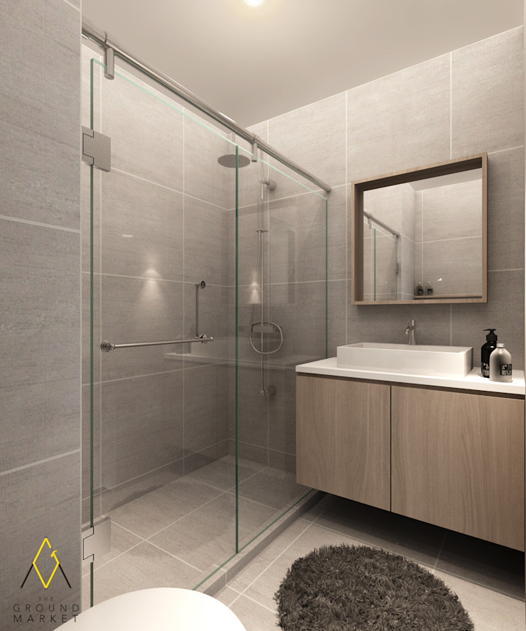 Bathroom Oleh The Ground Market