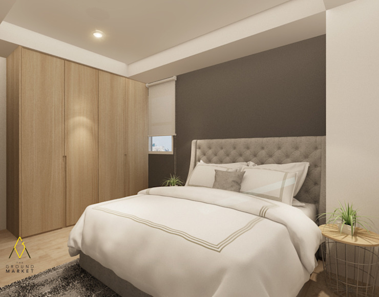 Master Bedroom Oleh The Ground Market