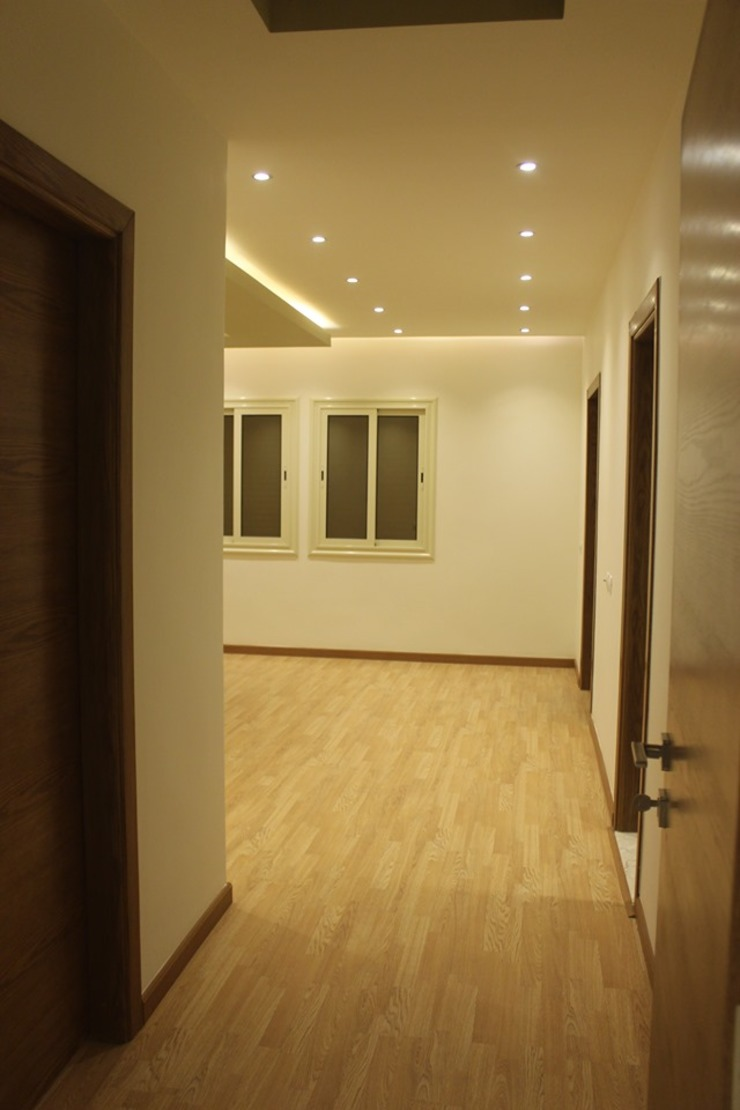 Salas modernas de lifestyle_interiordesign Moderno