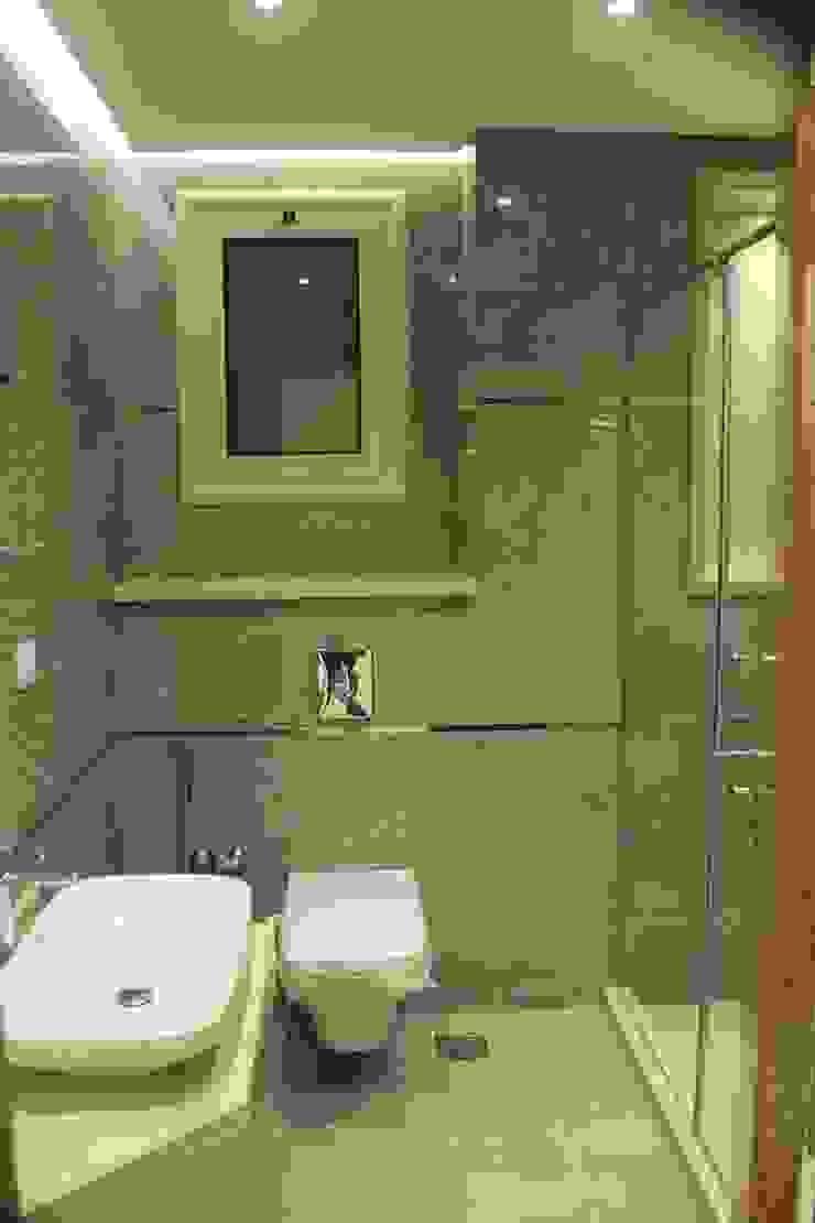 Baños de estilo moderno de lifestyle_interiordesign Moderno