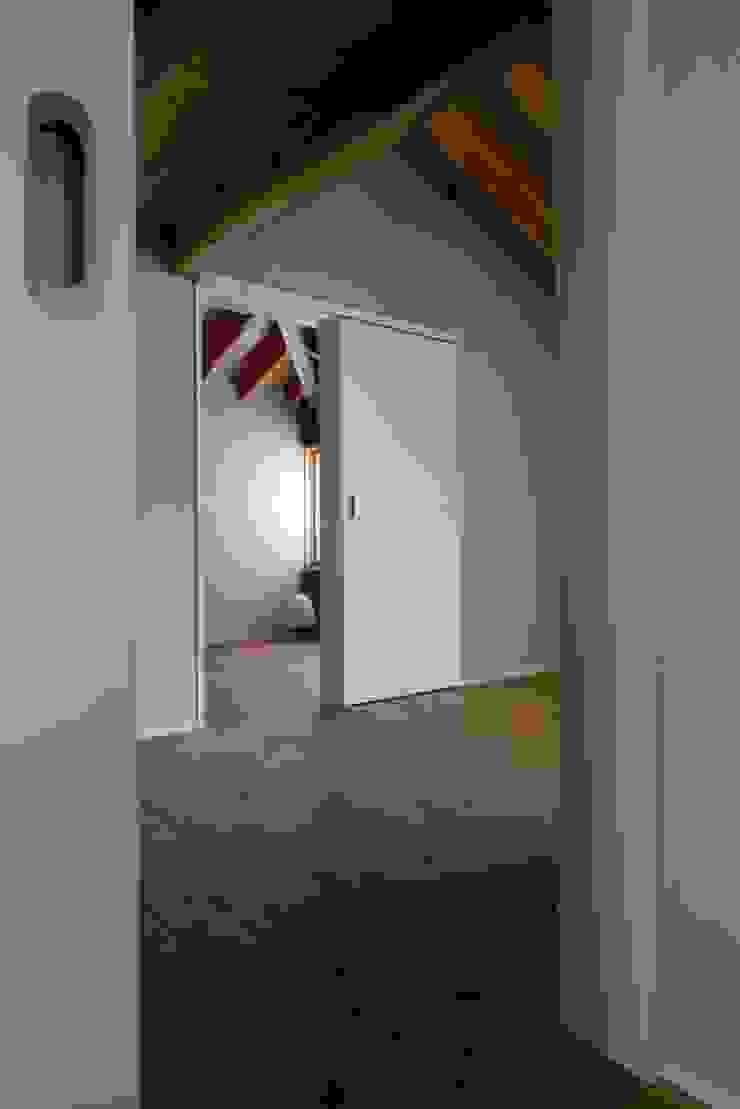 葛飾区T邸 オリジナルスタイルの 寝室 の スタジオ・スペース・クラフト一級建築士事務所 オリジナル