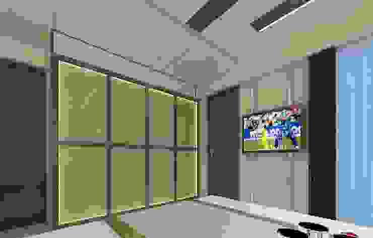 現代  by Monoceros Interarch Solutions, 現代風 玻璃
