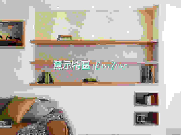 古典書牆: 經典  by 意示特區, 古典風