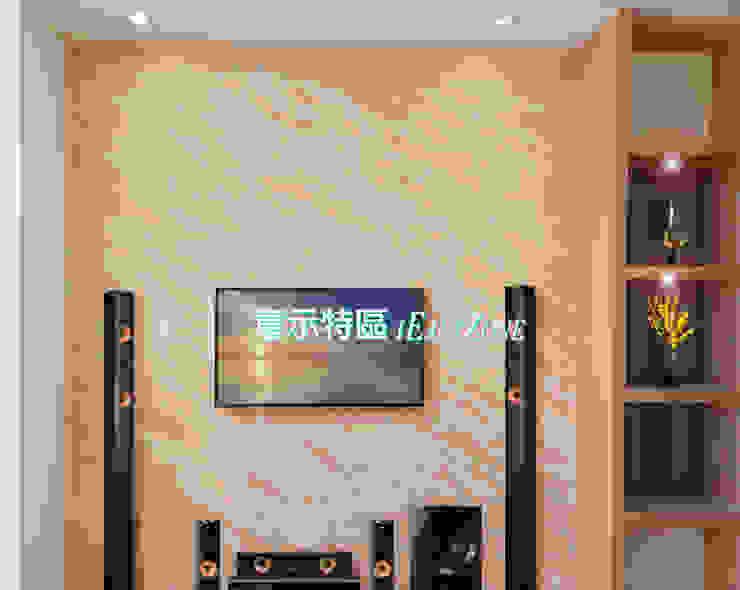 古典電視牆: 經典  by 意示特區, 古典風