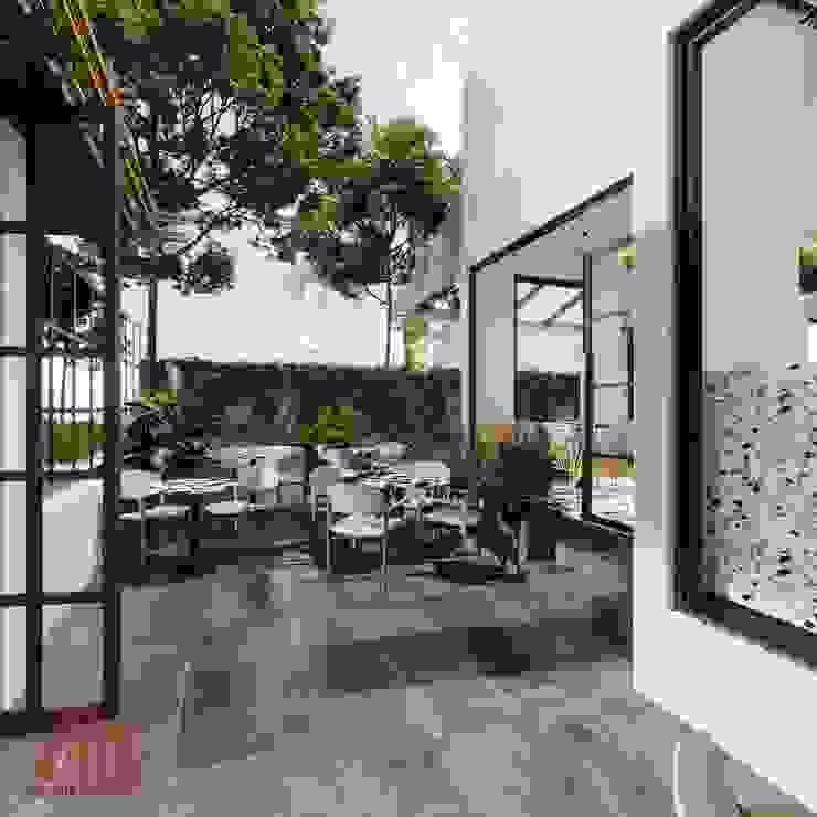 Thiết kế nội thất quán cafe J La - Hà Nội bởi Thiết Kế Nội Thất - ARTBOX