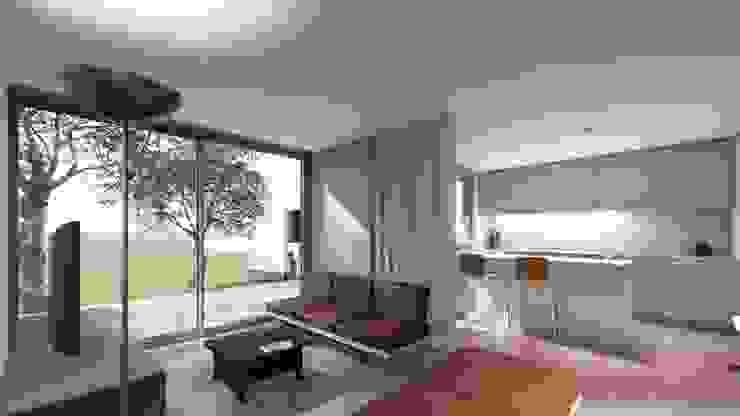 Open space por Limit Studio
