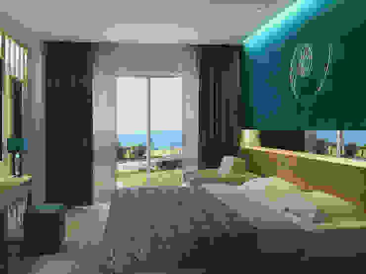 Standart Oda 3d Antalya Modern