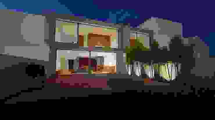Moradia Casas geminada - Mjarc Arquitectos por MJARC - Arquitetos Associados, lda