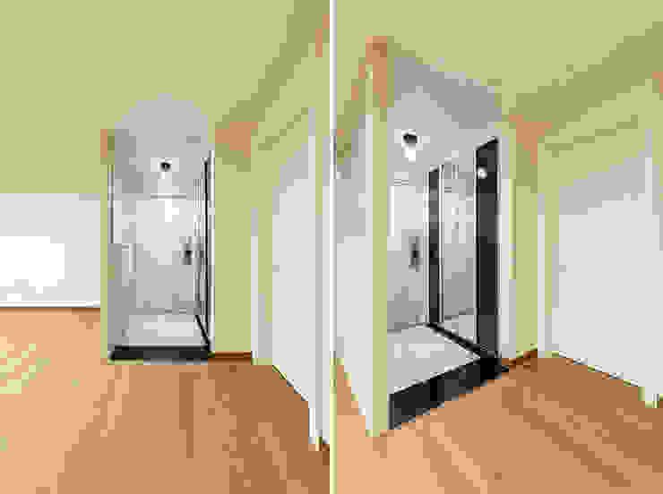 Moderner Flur, Diele & Treppenhaus von 곤디자인 (GON Design) Modern