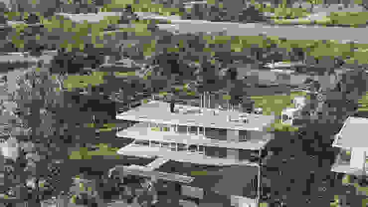 Casa RP – RESIDENCIA SUBURBANA de D'ODORICO arquitectura Moderno