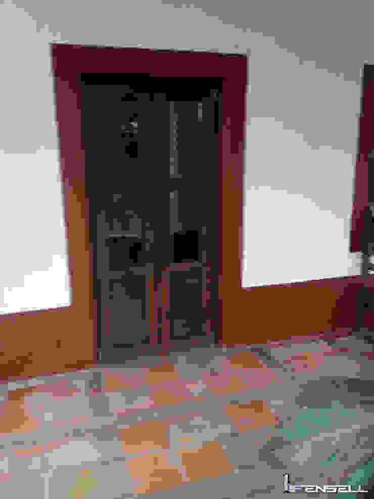 FENSELL Windows & doors Doors Plastic Wood effect