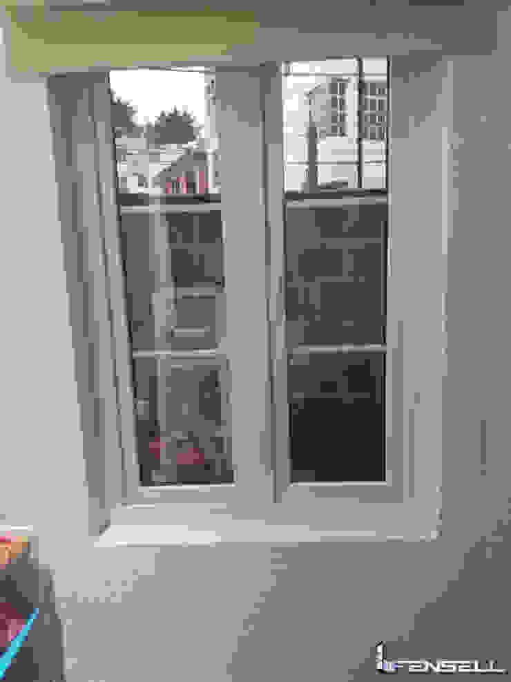 FENSELL Windows & doors Windows Plastic White