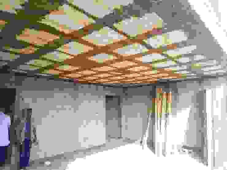 Avance de obra Casas minimalistas de VillaSi Construcciones Minimalista