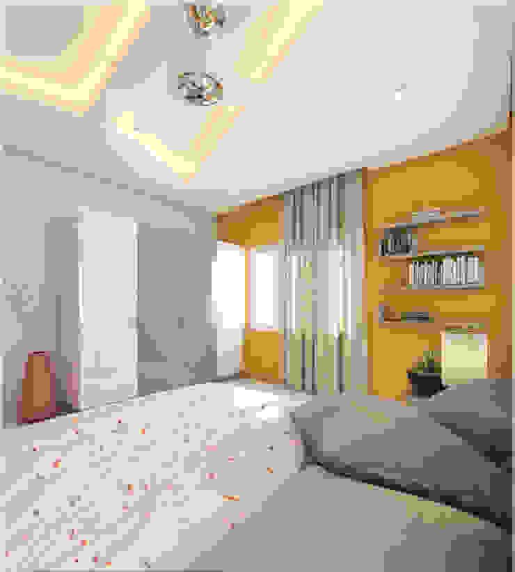 Modern Kid's Bedroom Design Ideas... Modern style bedroom by Monnaie Interiors Pvt Ltd Modern