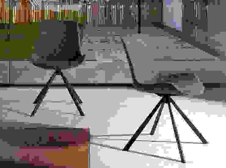 Intense mobiliário e interiores Dining roomChairs & benches