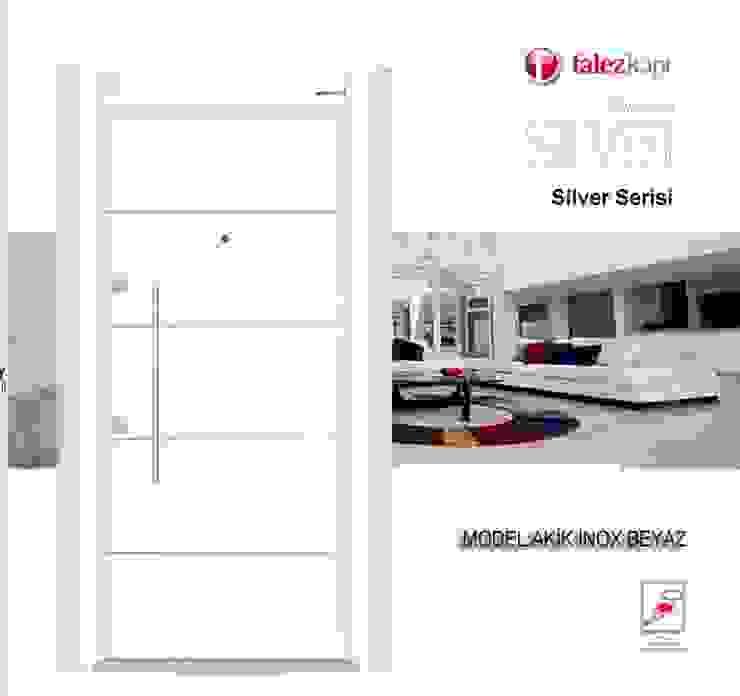 SILVER SERİSİ* Çalık Konsept Mimarlık Pencere & KapılarKapılar Beyaz