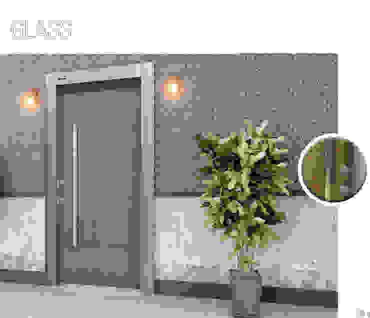 GLASS SERİSİ* Çalık Konsept Mimarlık Pencere & KapılarKapılar Cam Bej