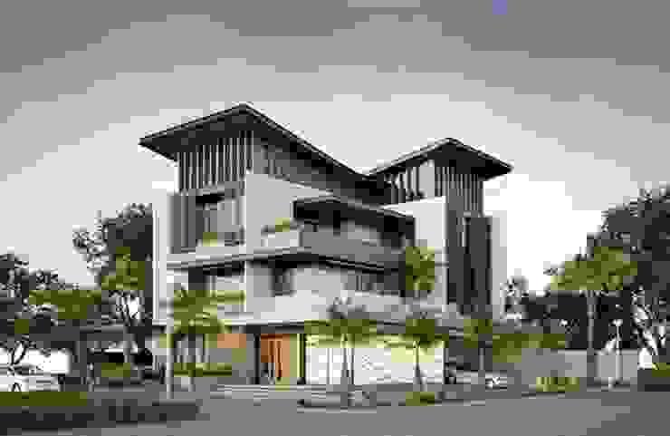 Kiến trúc Hoa Vinh Вілли