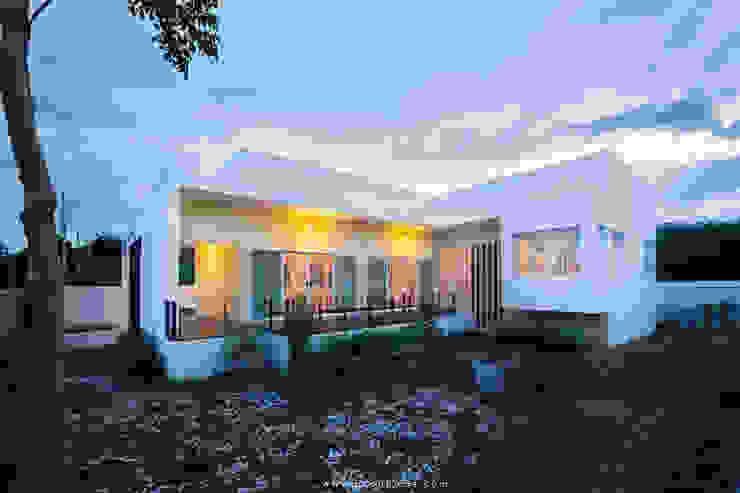 MODERN MINIMAL HOUSE โดย Q-Con Home มินิมัล