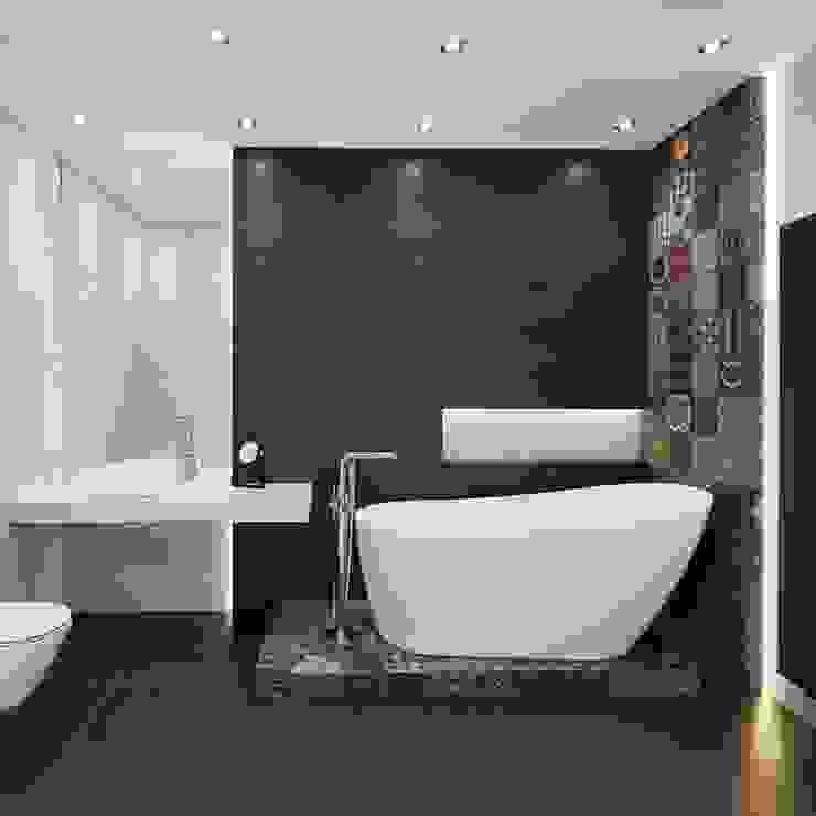 Baños modernos de Salon HOFF Moderno