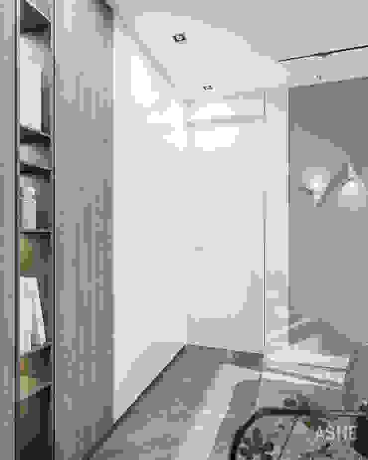 Студия авторского дизайна ASHE Home Eclectic style bedroom