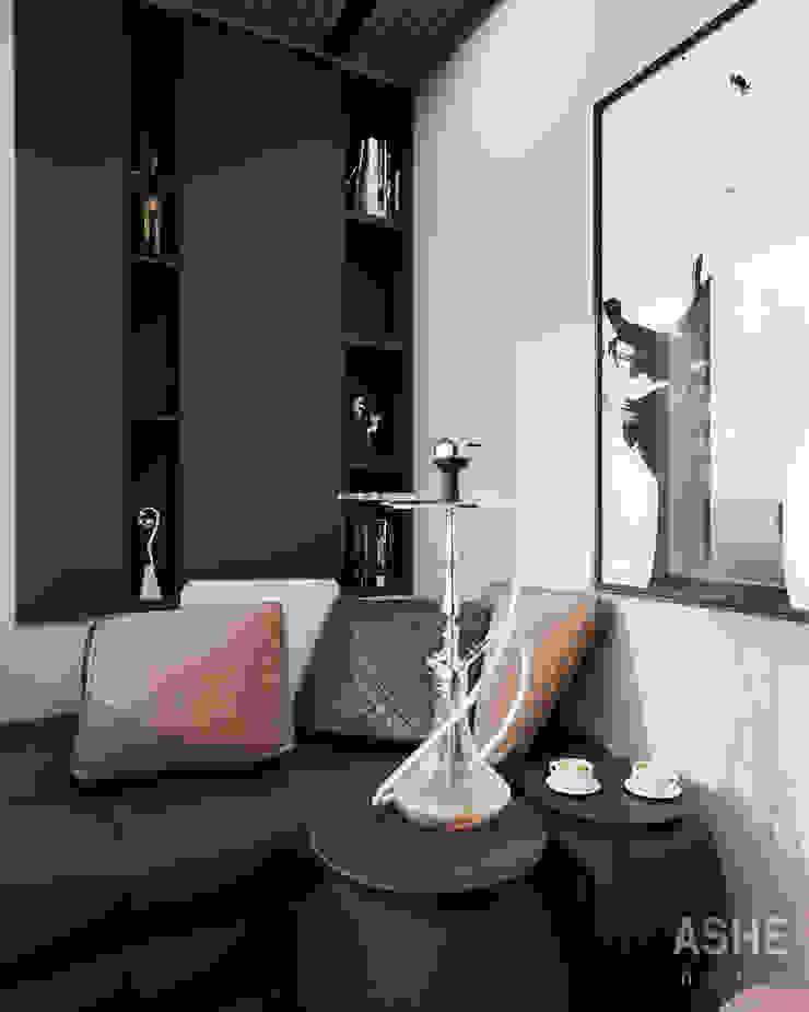 Студия авторского дизайна ASHE Home Balcony