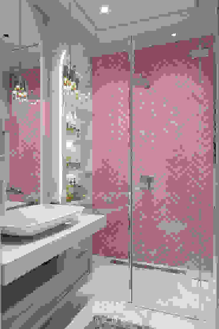 Baños de estilo ecléctico de Студия авторского дизайна ASHE Home Ecléctico