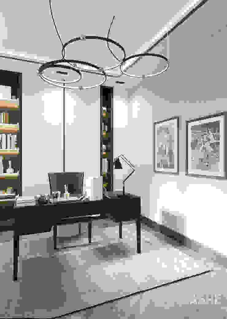 Студия авторского дизайна ASHE Home Study/office