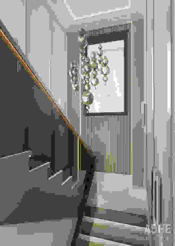 Студия авторского дизайна ASHE Home Stairs