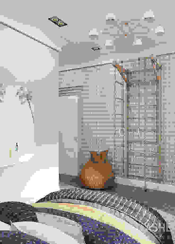 Студия авторского дизайна ASHE Home Boys Bedroom