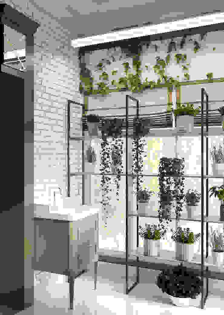 Студия авторского дизайна ASHE Home Eclectic style bathroom