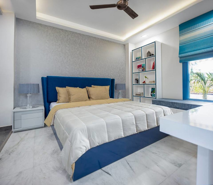 Kids Bedroom : modern  by Orizzonte Interiors Private Limited,Modern