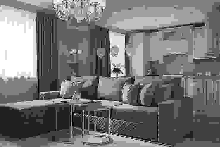 Salas de estilo clásico de Amadeus Clásico Mármol