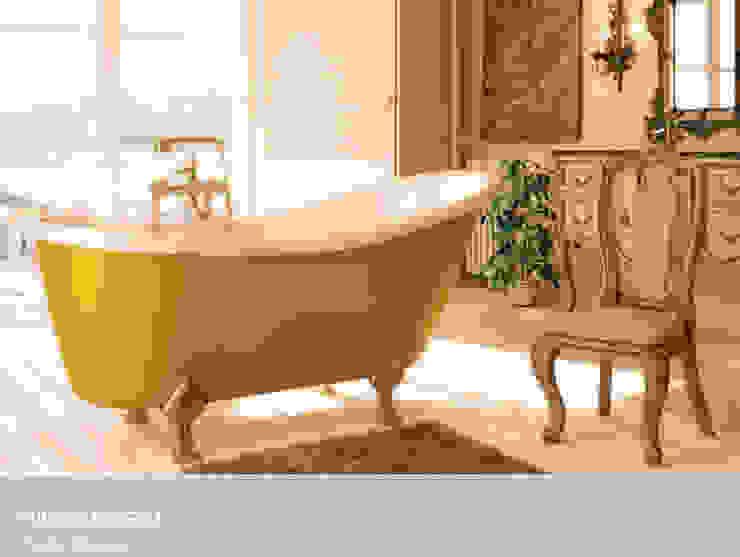 ÖZEL KÜVETLER (Hidro Masaj) Çalık Konsept Mimarlık BanyoKüvet & Duşlar